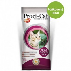 Proct-Cat Adult Chicken 4 kg-Poškozeny obal - SLEVA 20%