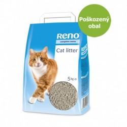 RENO Cat stelivo 5 kg - Poškozený obal - SLEVA 20 %
