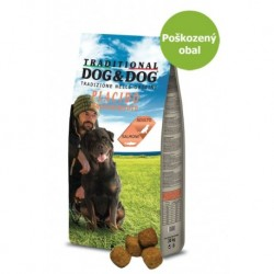 Dog & Dog Placido Salmon 20 kg-Poškozeny obal - SLEVA 20%