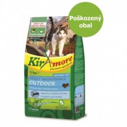 Kiramore Cat Adult Maintenance Outdoor 15 kg-Poškozeny obal - SLEVA 20%