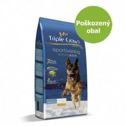 Triple Crown Dog Sportive Activity 15 kg - Poškozený obal - SLEVA 20 %