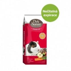 Deli Nature Premium morče 15 kg - Nečitelná expiracel - SLEVA 30 %