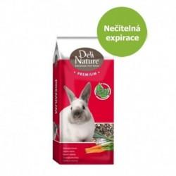 Deli Nature Premium králík 15 kg - Nečitelná expirace - SLEVA 30 %