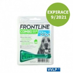 Frontline Combo spot - on Pes M 10 - 20 kg - Expirace 9 / 2021 - SLEVA 40 %