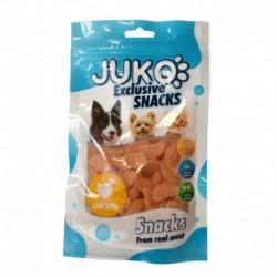 JUKO SNACKS Chicken & Shrimp chips 70 g